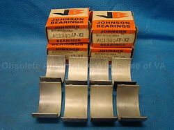 Allis Chalmers 138 149 160 Rod Bearings Tractor Lift Truck 002 1957 - 67 Nors