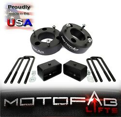 3 Front And 2 Rear Leveling Lift Kit For 2007-2019 Chevy Silverado Sierra Gmc