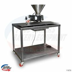 Goodway Pfiot Muffin Depositor With Table Sn 235