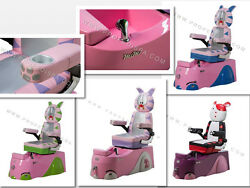 Kid Mimi Pipeless Whirlpool Jet Vibration Massage Pedicure Spa Chair For Nail