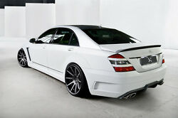 06-08 MERCEDES S Class W221 body kit tuning