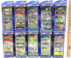50 Hot Wheels 2000 Diecast Police Cruisers Hot Rods Truck Stoppers Sci-fi Turbo
