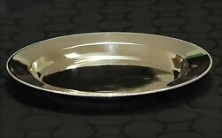 Antique Evald Nielsen Sterling Silver Dish 1949. Three Tower. Extremely Rare