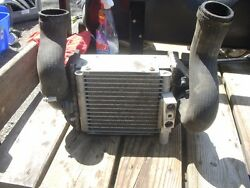 Audi 2.7t A6 Allroad And S4 Intercooler With Transmission Cooler