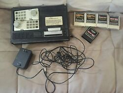 colecovision game console games box great