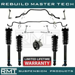 Mercedes SL55 AMG R230 2002-2008 ABC Suspension Coil Spring Conversion Kit