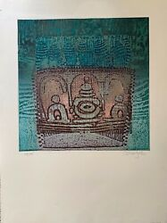 Water Cave By Arwyne - Limited Edition Abstract