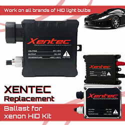 One 35w 55w Xentec Xenon Hid Kit 's Replacement Ballast H4 H7 H11 H13 9004 9006