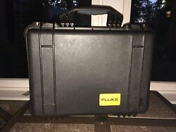 Complete Fluke IR Flexcam Case & Accessories- Never Used (Free Shipping)