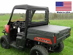 Rear Window And Top For Polaris Ranger 570 Mid Size - Canopy - Roof - Industrial