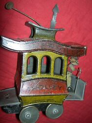 wind up l bd toonerville trolley nifty