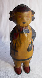 1920s bouncing betty wind up lindstrom toy