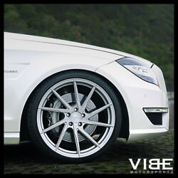 19 Stance Sf01 Silver Forged Concave Wheels Rims Fits Infinti G35 Sedan