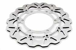 04-06 R1 Chrome Galfer Front Wave Rotors Left + Right 2004 2005 2006