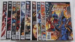 Justice League Of America Lot 2nd Series 21 22 23 24 25 26 - 30 Vf/nm