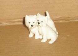 Beswick Dog Figurine West Highland White terriers