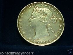 1881 Canada Fifty Cents