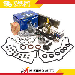 Timing Belt Kit Water Pump W/o Pipe Thermostat Fit 95-04 Toyota 3.4 5vzfe