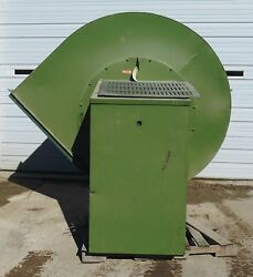 New York Blower Company General Purpose Cooling Fan Size 36 - 23,000 Cfm