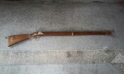 parris davey crockett wooden toy musket