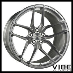 20 Stance Sf03 Titanium Forged Concave Wheels Rims Fits Honda Accord Coupe