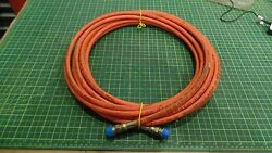Parker Hydraulic High Pressure 3000psi Hose Assembly P/n220073120 H24b3 N.o.s