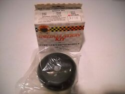 Nos 3193 Grant Black Horn Kit Fits 1968 Camaroand039s And 1968-1984 Vettes And More