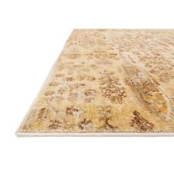 Loloi Anastasia 9and0396 X 13and039 Rug In Ant Ivory And Gold