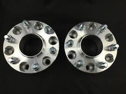 4x Hubcentric Wheel Spacers ¦ 6x5.5 6x139.7 14x1.5 ¦ 1.0 Inch 25mm Fits Chevy