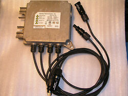 Azuray Ap-250 Power Optimizer Modules Made In Usa 20-80v In 0-80v Out