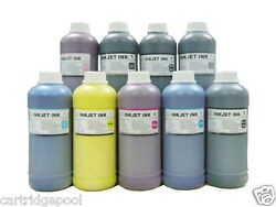 9 Pint Nd® Pigment Refill Inks For Stylus Pro 3880 Pro 4880 Wide-format Printers