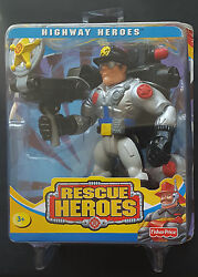 Highway Heroes/rescue Heroes-willy Stop-new-unopened-fisher-price From 2000