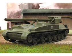 1/72 Diecast Self-propelled Artillery 2S5 GIATSINT-S Military USSR Model Toy