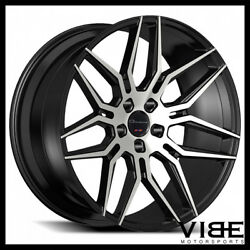 20 Giovanna Bogota Machined Concave Wheels Rims Fits Ford Mustang Gt Gt500