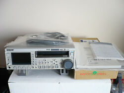 Demo Sony Pdw-f75md Xdcam Hd Medical Grade Recorder And Pdbk-103 Analog Input Card