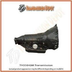Chevy Turbo 350 4x4 Stage 1 Transmission 500 Hp