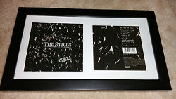 The Stills Logic Will Break Your Heart Signed Autographed Framed Display A
