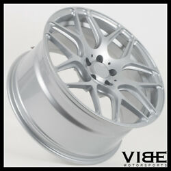 21 Mrr Fs01 Silver Forged Concave Wheels Rims Fits Mercedes G500 G55 G550 G63
