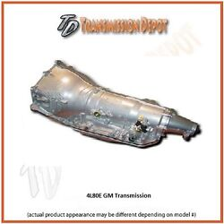 4l80e Stage 1 Transmission 2wd 1994-2003 Fits 5.3 And 6.0 Motors