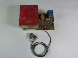 Love Controls Model 70 Thermocouple Temperature Controller 0-400 As Is