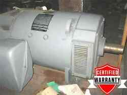 Unico 35 Hp Frame 328at Type Ge-150-1000 Rpm 1195 Dc Motor 1 Year Warranty A-10