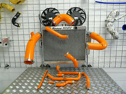 Ford Escort Mk1and2 Yb Front Mount Intercooler/radiator Package. Radtec-roose-jcs.