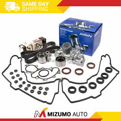 Timing Belt Kit Fit 95-04 Toyota 5vzfe Valve Cover Water Pump W/o Outlet Pipe