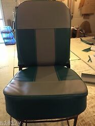 Piper Cherokee 140 Pa28 Upholstered Seat Kits Covers With New Foam