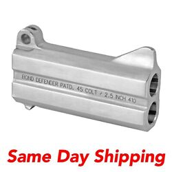 Bond Arms Defender Barrel .410 Bore and 45 Long Colt 3quot; Stainless Steel BABL454 $163.99