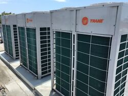 Trane Heat Recovery Variable Refrigerant Flow (VRF) system (36 ton)
