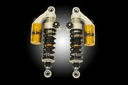 Ohlins Hd 219 Ultimate Shocks For Harley Dyna Models With Free Preload Settings