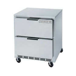 Beverage Air Ucrd36ahc-2 36 Undercounter Reach-in Refrigerator W/ Drawers