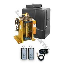 Ramset 30-30 1 HP Gate Openers Kit 1 Slide Automatic Swing Residential Operator