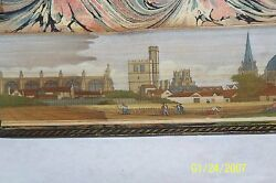 The Book of Common Prayer fore-edge Painting Newberry 1767 Oxford U.K.